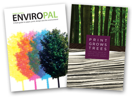 EnviroPal and Print Grows Trees